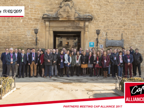 Resumen de la primera CAP Alliance Partners Meeting