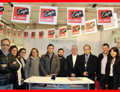 CAP. ALLIANCE en Tours, Francia
